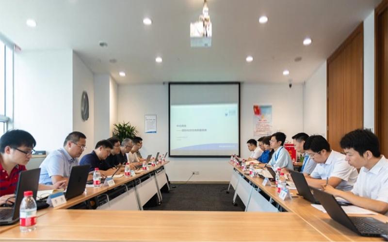 葡京新集团350与三峡集团工程造价中心进行PPP业务交流